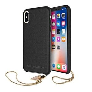 Rebecca Minkoff Leather Wrap iphone 7 Plus Case